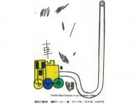 黄色の消防車